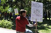 Anti Monsanto rally.