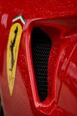 Scuderia Ferrari Air-Intake & Logo