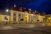Alte historische Häuser