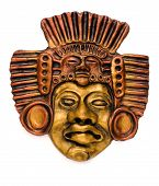 Indian Cult Mask