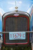 1928 Chevy One Ton Truck Grill