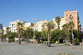Beach Promenade Barceloneta