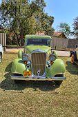 1933 Dodge Six Series Dp Sedan Front View