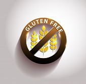 Beautiful Gluten Free Symbol