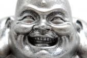 Face Of Buddha Statue Poe-tai Ho-shang