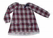 Baby Checked Dress