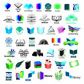 Biggest Collection Of Vector Icons Books