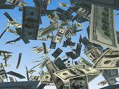 Falling Money 4