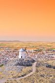Windmill In Consuegra, Spain.