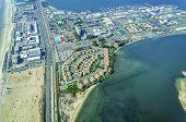 Aerial View Of Coronado Island, San Diego