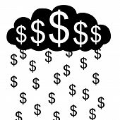 Dollar cloud