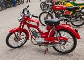 Old Italian Moped