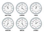 Relojes de negocio