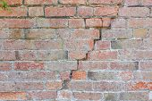 Brick Wall Cracking
