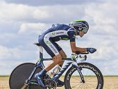 The Cyclist Alejandro Valverde
