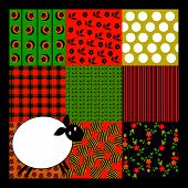 Sheep Crazy Patchwork