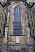 Window Of St. Vitus Cathedral