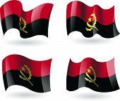 4 Flags of Angola
