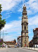 Clerigos Church, Porto, Portugal