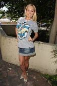 LOS ANGELES - JUN 18:  Mary Carey at the Private LA Football League Summer Kickoff Suite featuring L