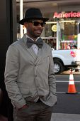 LOS ANGELES - JUN 17:  Nelsan Ellis at the HBO's