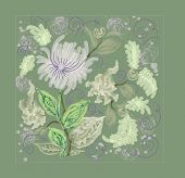 Flower Composition.