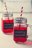 Mason Jar Lemonade Party Drinks