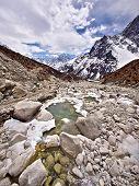 Himalayan Landscape, Everest Region, Nepal