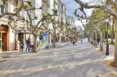City Burgos. Embankment