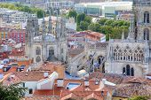 Burgos. Cathedral Of Our Lady