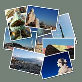 Postcards From Barcelona, Spain