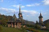 Barsana Monastery - Romania