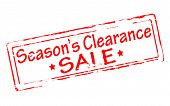 Season Clearance Sale