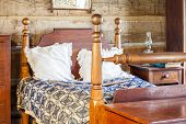 Vintage Bedroom.