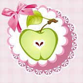 Doily Apple