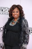 LOS ANGELES - NOV 23:  Star Jones at the 2014 American Music Awards - Arrivals at the Nokia Theater on November 23, 2014 in Los Angeles, CA