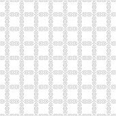 Vector seamless ethnic pattern background