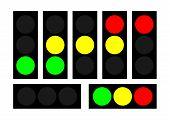 Minimal Traffic Lights