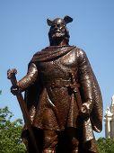 Statue of Leif Ericson