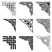 celtic corners set