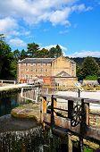 Cromford Mill.