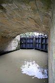 watergate and bridge