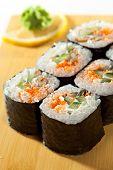 picture of masago  - Japanese Cuisine  - JPG