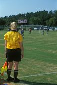 Soccer Referee / Official