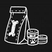 picture of bag-of-dog-food  - Doodle Pet Food - JPG