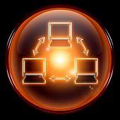 Icono de red