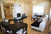 Summer Resort Interior