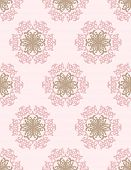 Vector Deco Vintage Pattern (seamless)