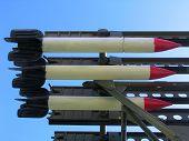 Missiles Katyusha