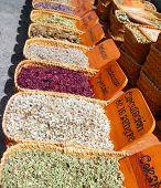 herbal natural medicine market plants leaves traditional medicine